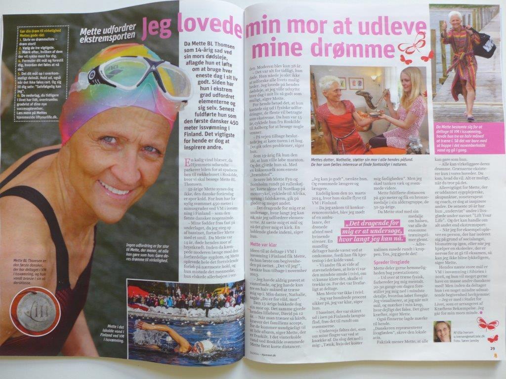 Ugebladet Hjemmet sætter fokus på drømme