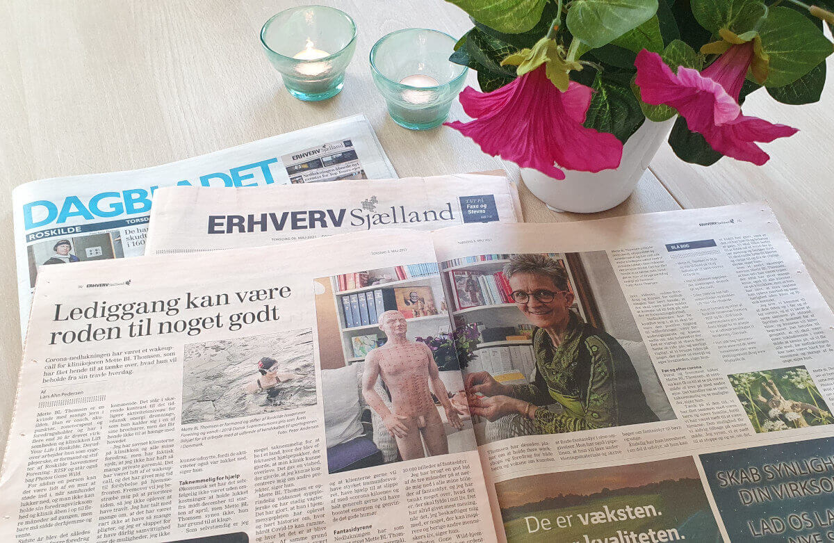 Lift Your Life i Dagbladet 2021