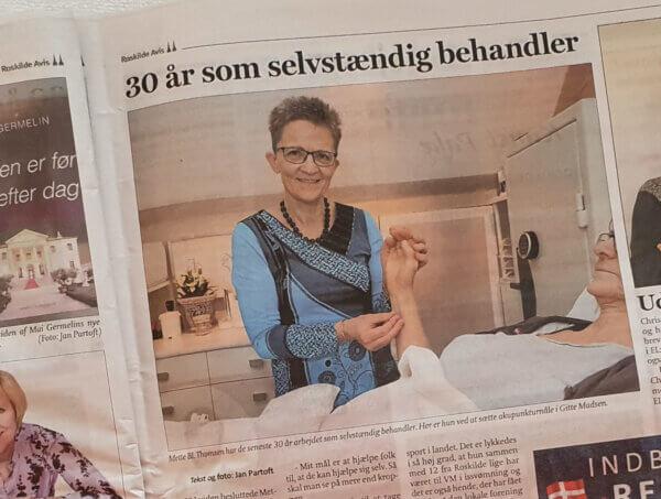 30 års jubilæum Lift Your Life i Roskilde Avis