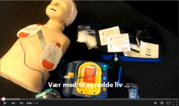 Lær at redde liv